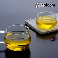 인블룸 T 내열유리 티 머그컵(뚜껑포함) 500ml_(3105428)
