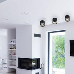 LED 직부등 라이트링 COB 10W 6000K 카페조명_(2022354)