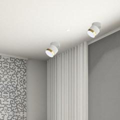 LED 직부등 골드링 12W 카페 매장조명_(2022351)