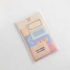 [비바이빈] 블랭크 스티커팩