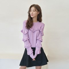 EMMA SWEATER IN LAVENDER