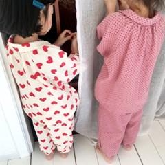 꽁) 요루지 아동 잠옷세트-주니어까지