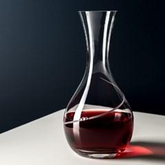 크리스탈이 장식된 디아멘테 Diamente 와인 디캔터