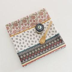 [Fabric] 보헤미안 아일랜드 코튼