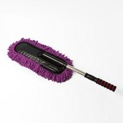 길이조절 자동차 먼지털이개/차량 먼지털이 세차용품