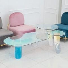 홀로그램 레인보우 600 거실 소파 테이블_(1600474)
