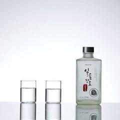 비젼글래스 소주잔 내열유리컵 4P 패키지 세트