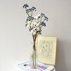 리얼 블루베리 열매 조화가지