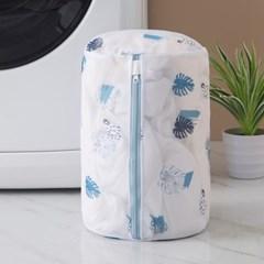 레안 야자수 원통 세탁망(22cm) 분리세탁 빨래망