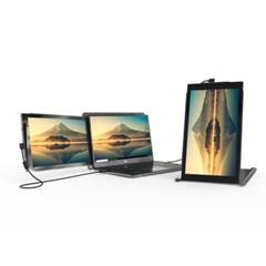 노트북 전용 듀얼/트리플 모니터 TRIO(트리오)