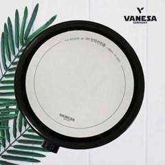 바네사 원형1구인덕션(BK)+양면보호매트세트