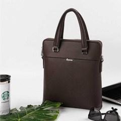 Modern 심플 사각 briefcase 28x32cm 핸들고13cm