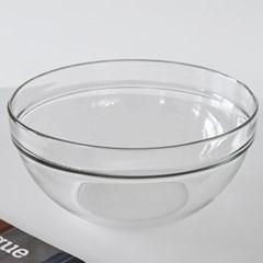 강화유리 플록스 요리 유리볼 글라스볼 믹싱볼 29cm_(1793256)
