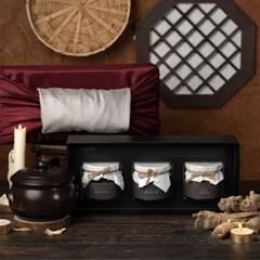 국산 궁중비법 서가 내의원한상 도라지정과 콩고물 한과 선물 세트