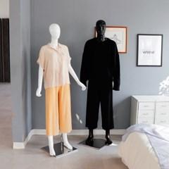 지엔 여자 남자 FRP 고급 전신마네킹 옷가게 인테리어 마네킨