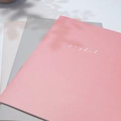 [데이앤코] joyful note 3 color set