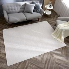 먼지없는 모노 사계절 러그 카페트 물세탁 -  4color 4size