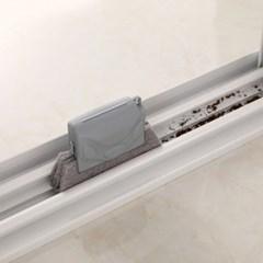 클린홈 창틀 틈새수세미(그레이) / 욕실 주방청소