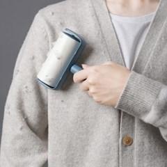 캡슐케이스 테이프 클리너(블루)/ 먼지제거 롤클리너