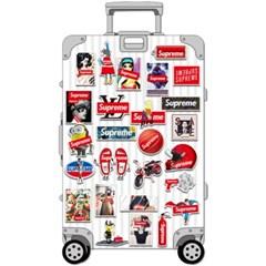 트래블 캠핑 노트북 여행가방 데코스티커- 스트릿패션D -100매