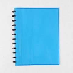 에이스 클리어 파일(40매) (블루) 서류정리 A4화일