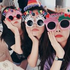 썬구리 생일 이벤트 선그라스 파티용품_(2527355)