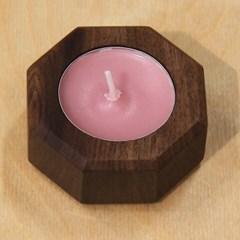 캄포 원목 컵받침대 3개세트