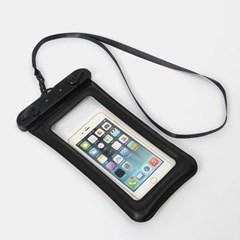 세이프 스마트폰 튜브 방수팩(블랙)