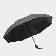 스트라이프 완전자동 양우산 / UV차단 암막우산
