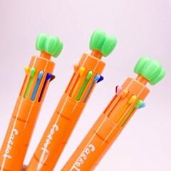 [맙소사잡화점] 당근 10색 볼펜