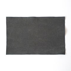 new 코튼 누비 오버스티치 테이블매트 (다크그레이)