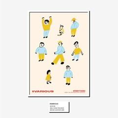 [KEEERI x BFMA] EVERYTHING 포스터 A4-VARIOUS