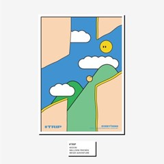 [KEEERI x BFMA] EVERYTHING 포스터 A4-TRIP