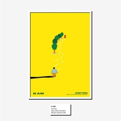 [KEEERI x BFMA] EVERYTHING 포스터 A3-I AM