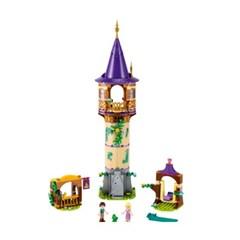 [레고 디즈니 프린세스] 43187 라푼젤의 탑