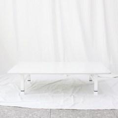 사각 높이조절 접이식 테이블 120x80cm