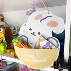 [맙소사잡화점] 곰돌이 토끼 월포켓