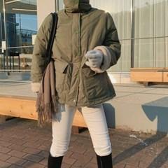 겟잇미 양털안감 겨울 점퍼