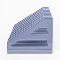 영오피스 7칸 책꽂이 서류정리함 / 서류 화일꽂이