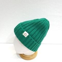 기본 심플 블루 레드 데일리 패션 와치캡 비니 모자