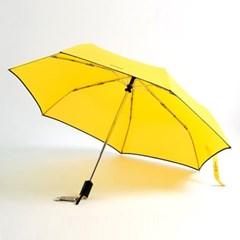 [더로라]- 보이런던 3단우산- 바이어스 수동우산 E019