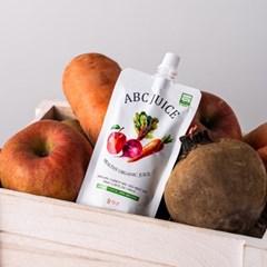 참가네 유기농 100% ABC 주스 21포 2박스