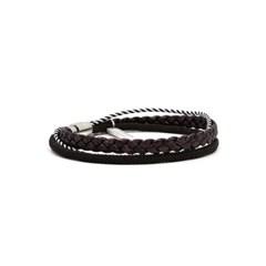 triple braid men bracelet (3colors)