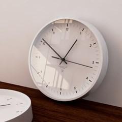 플랫오디너리 미니멀숫자 무소음벽시계