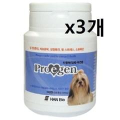 애견 고양이 강아지 종합 멀티 영양제 100정x3개