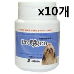 애묘 고양이 강아지 종합 멀티 영양제 100정x10개