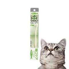 마인드업 냥코케어 고양이 칫솔 고양이전용