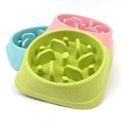애완용 식기 애견밥그릇 애완용물그릇