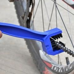 자전거 체인청소 브러쉬