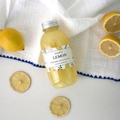그린픽 레몬 착즙청 450g